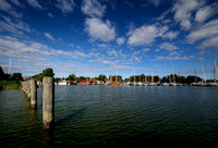 Baltic Sea Wustrow Harbour I