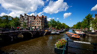 Amsterdam Town Canal I