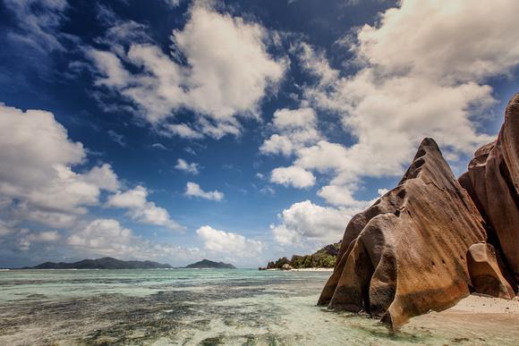 Seychellen La Digue Anse Source d'Argent II